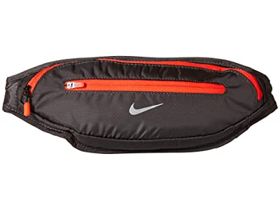 Nike Capacity Waistpack 2.0 Large (Iron Grey/Bright Crimson/Black/Silver) Bags