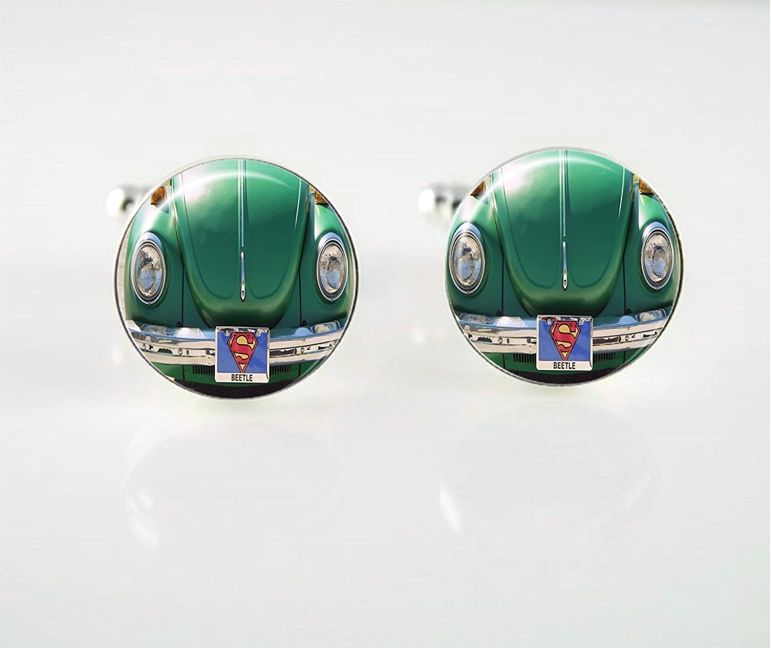 Super Beetle Cheap mail order specialty store Beauty products Cuff Links