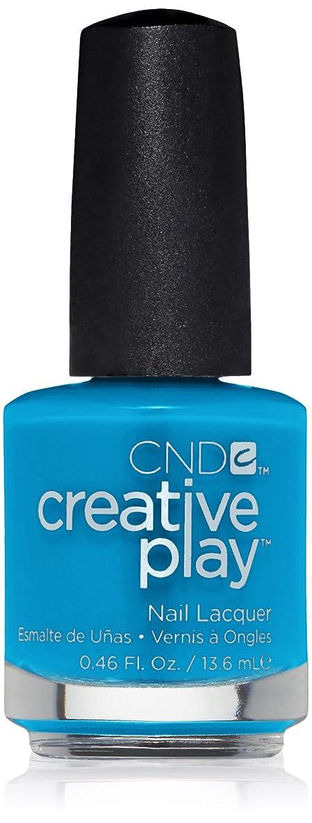 版悪の過言CND Creative Play Lacquer - Skinny Jeans - 0.46oz / 13.6ml