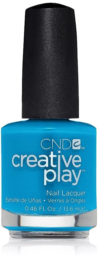 著者叱る気になるCND Creative Play Lacquer - Skinny Jeans - 0.46oz / 13.6ml