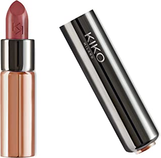 KIKO Milano Gossamer Emotion Creamy Lipstick 105 | Barra de labios cremosa de color intenso