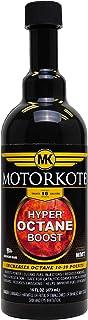 Motorkote MK-10472 Hyper Octane Boost, 16-Ounce, Single, 16 fl. oz, 1 Pack