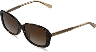 Sunglasses Coach HC 8278 F 512013 Dark Tortoise, 55/18/140