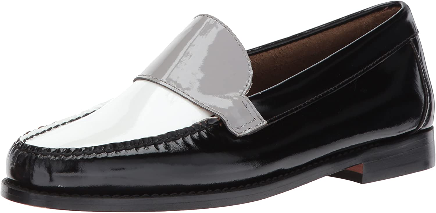 G.H. Bass & Co. Womens Wylie Loafer Flat