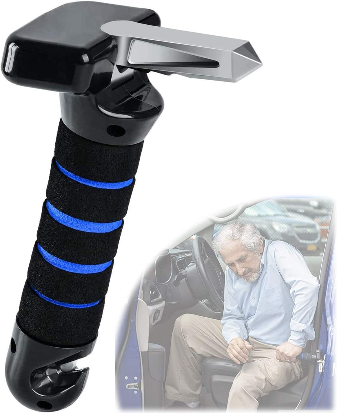 3 Super sale in 1 Car Assist Handle Vehicle for Portable Max 53% OFF Support Elderly H