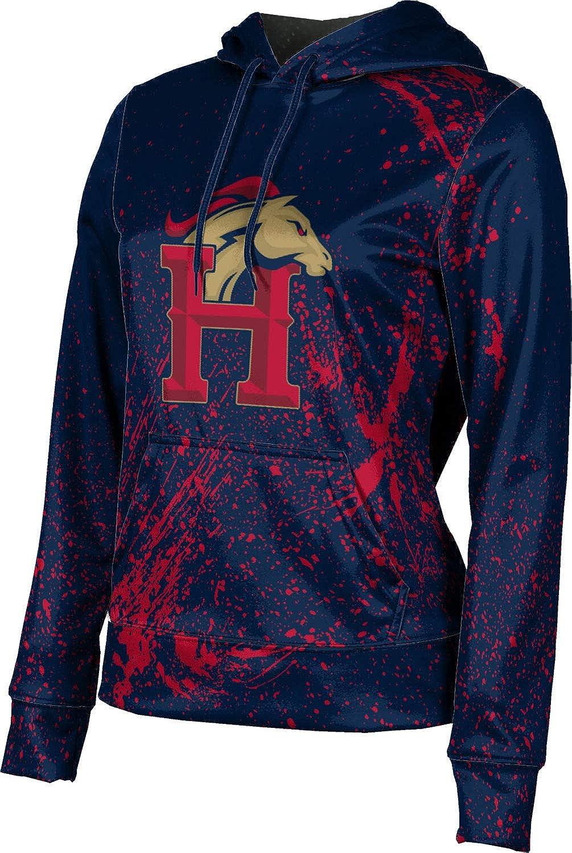 ProSphere Herriman High School Girls' Pullover Hoodie, School Spirit Sweatshirt (Splatter)