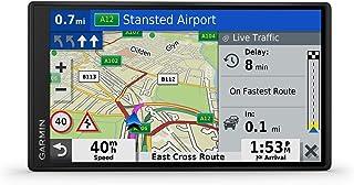 Garmin DriveSmart 55 MT-D EU Navi – bezramkowy wyświetlacz dotykowy, mapy 3D i Live-Traffic Via DAB +