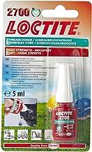 Henkel 2700/5/1Loctite Salud y Seguridad Threadlocker, alta resistencia, 5ml