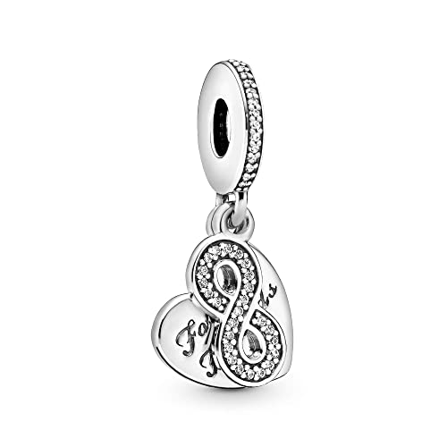 charm pandora best friend costo