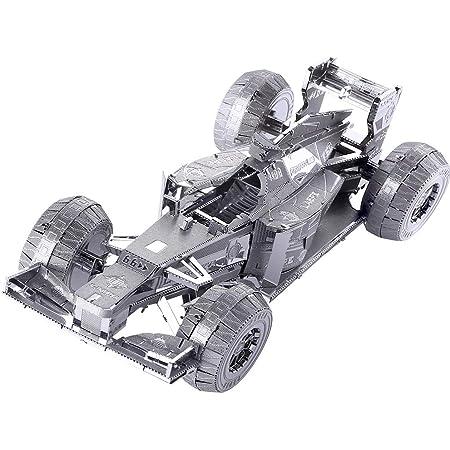 Piececool 3D Metal Model Kit for Adults - Racing-Car 3D Metal Jigsaw Puzzle