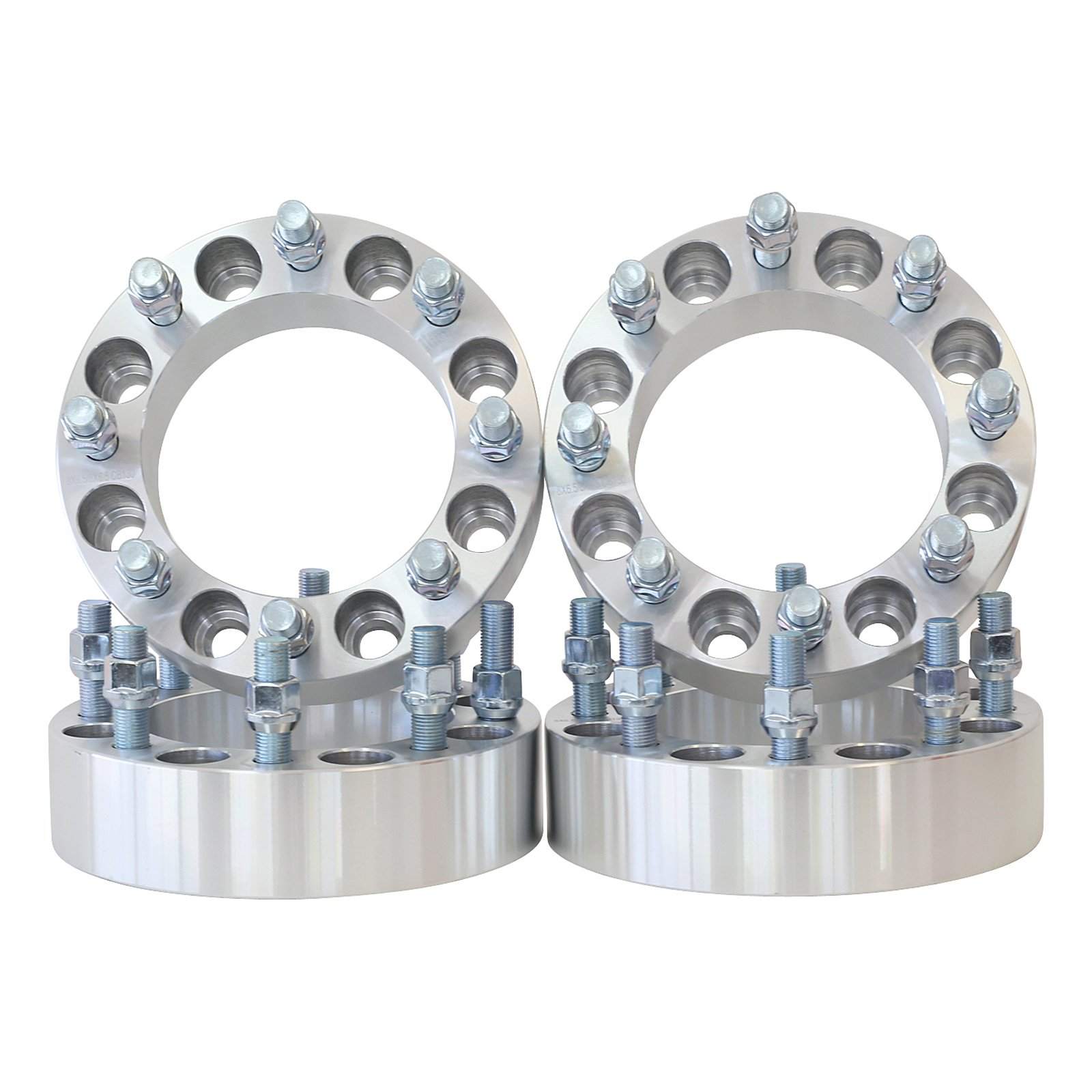 """4 8x170 8 x 170mm Wheel Spacers 1.5/"""" Fits 4WD Ford F-250 Super Duty PowerStroke"""