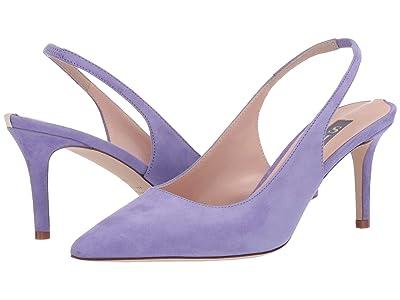 SJP by Sarah Jessica Parker Simplicity (Purple Suede) Women