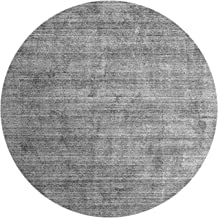 Hardwood Floor Protector, Short Pile Surface, Non-Slip Bottom Office Chair Mat, Scratch-Resistant Circle Rug for Reduce No...