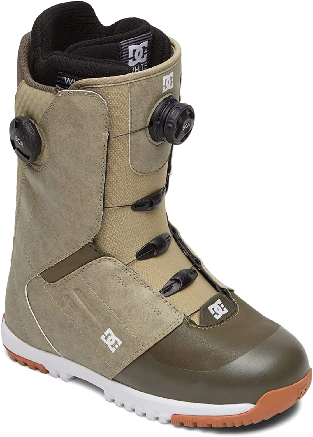 Now on sale DC Indefinitely Control Boax Snowboard Boots