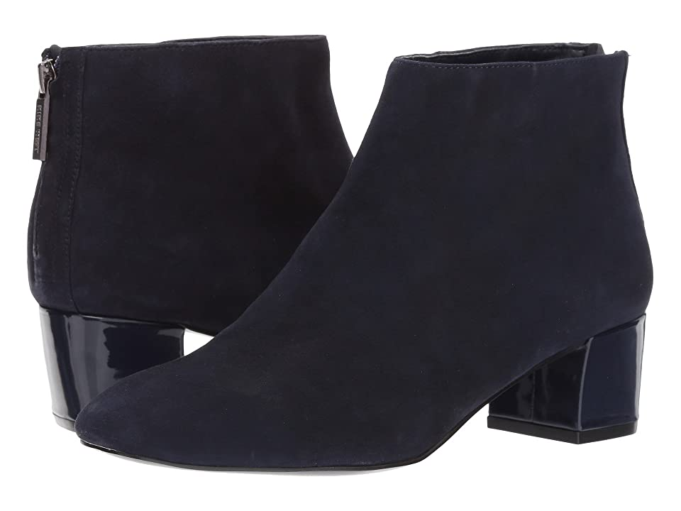 Nine West Anna (Navy Suede) Women