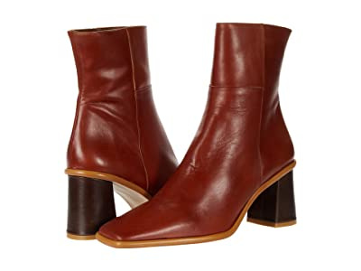 ALOHAS West Ankle Boot (Camel) Women