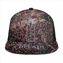 KarlMRush Delain A Decade of Delain Unisex Outdoor Sports,Baseball Cap,Sun Hat,Truck Hat,dad Hat