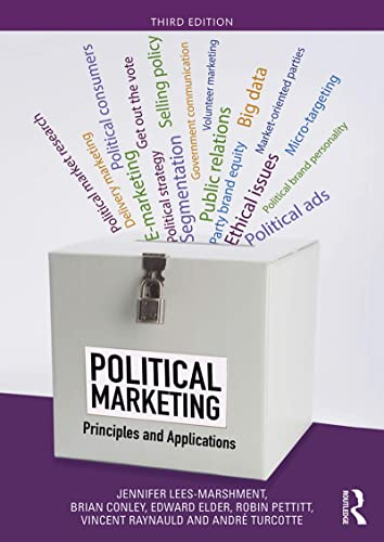 Books By Jennifer Lees Marshment_political Marketing Principles ...