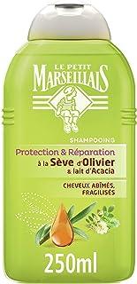 Le Petit Marseillais shampoo Intense Repair Sève Olivier e Acacia latte 250 ml Set di 3