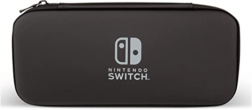 PowerA Stealth Case for Nintendo Switch - Black - Nintendo Switch