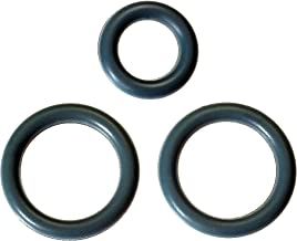ACDelco 17113552 GM Original Equipment Fuel Injection Fuel Rail O-Ring Kit with 3 O-Rings