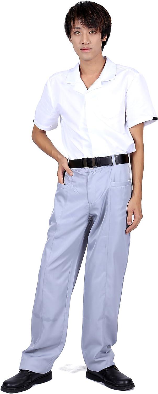 DeCos Cosplay Costume Karakura High School Male Summer Uniform Set V1
