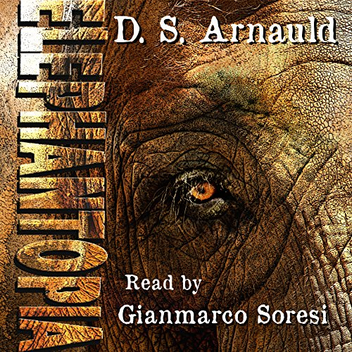 Elephantopia audiobook cover art