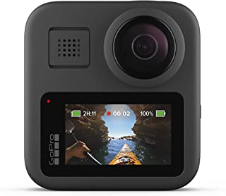 GoPro MAX — Waterproof 360 + Traditional Camera with Touch