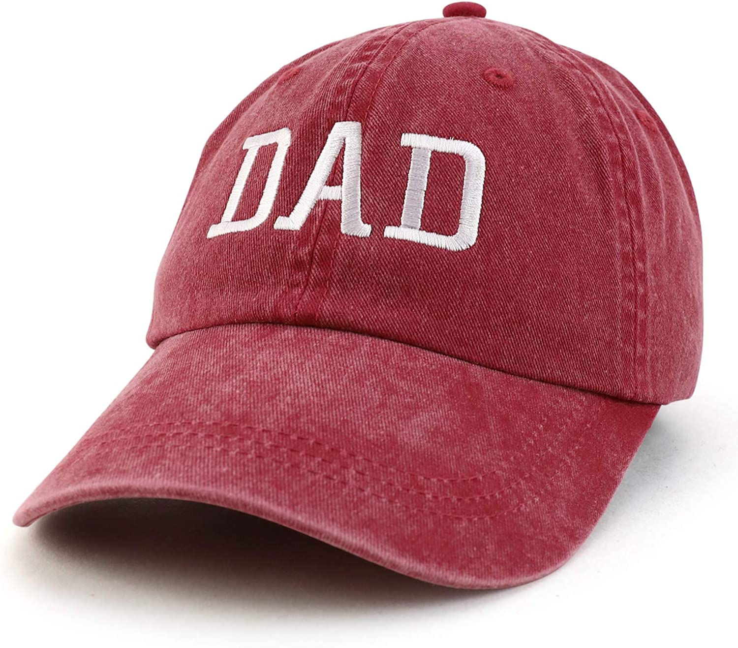 Trendy Apparel Shop Dad Cheap mail order shopping Luxury goods Embroidered Profile Pigment Cot Dyed Low