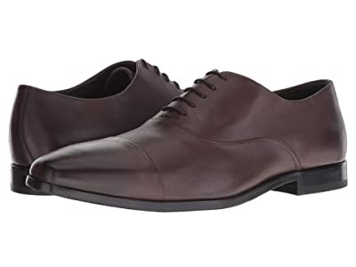 BOSS Hugo Boss Highline Oxford by BOSS (Dark Brown) Men