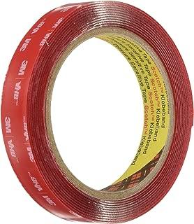3M VHB 4910F193 Adhesive Tape (Film Liner), 19 mm x 3 m, Transparent