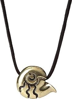 Little Mermaid Ursula Seashell Necklace Cosplay Costume Black