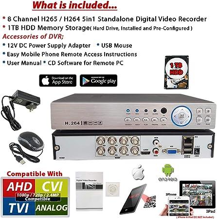 4MP Full Real Time Coding Titanium ED-DVS1401E HD Video Server COC ...