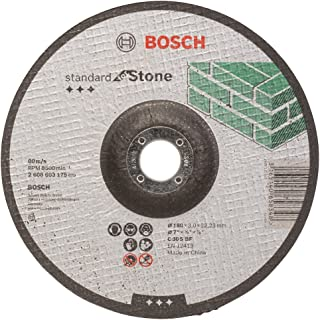 Bosch 2608601514 Standard Die Cut Disc for Stainless Steel WA 36 R BF 230 mm 22.23 mm 1.9 mm