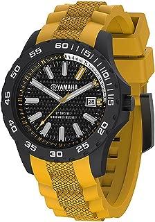 TW Steel Yamaha Watch Y11 - Silicon Unisex Quartz Analogue