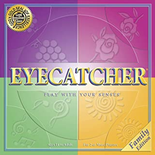 EYECATCHER Kids Very Enjoyable Family Edition Board Game, Paper Material - Multicolor