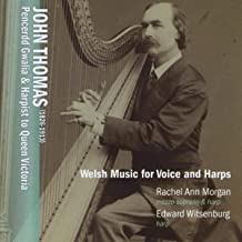Welsh Music for Voice & Harp
