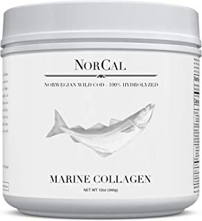 Sponsored Ad - Norcal Marine Collagen, 12 oz.