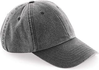 comprar comparacion Beechfield - Gorra estilo vintage denim de perfil bajo unisex adulto