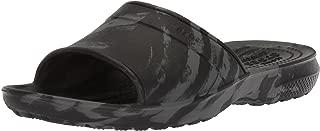 Crocs Unisex Classic Swirl Slide GS Sandal