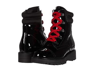 Cougar Gwen Waterproof (Black Patent Leather) Women