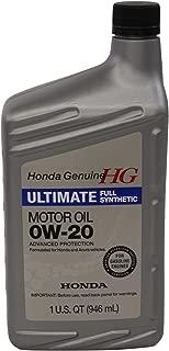 Genuine Honda 08798-9037 Full Synthetic Oil