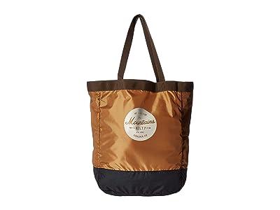 Kelty Totes Tote (Black Geo Heather) Tote Handbags