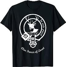 fraser of lovat clan crest