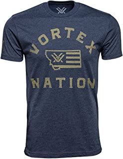 Vortex Optics Nation Montana Short Sleeve Shirts
