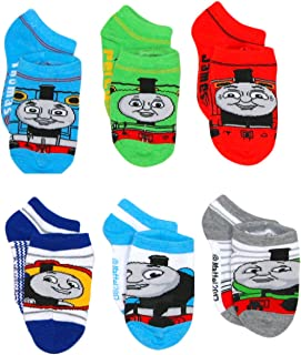 Thomas the Train & Friends Boys 6 pack Socks (Baby/Toddler)