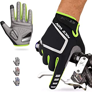 Best yellow motorcycle gloves Reviews