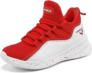 e9c2058c0075f Sneakers Enfant Garçon Chaussures de Basketball Sneakers Fille Baskets Mode  Chaussure de Course