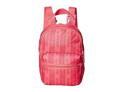 adidas R.Y.V Mini Backpack (Lab Pink/Multi) Backpack Bags