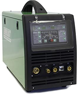 2019 Everlast PowerMTS 251Si Pulse MIG TIG Stick 250amp 110v/220v Multi Process Welder